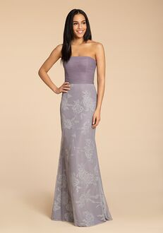 Hayley Paige Occasions 5958 Strapless Bridesmaid Dress