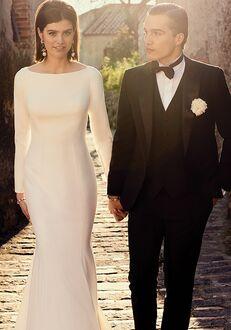 Justin Alexander 88133 Mermaid Wedding Dress