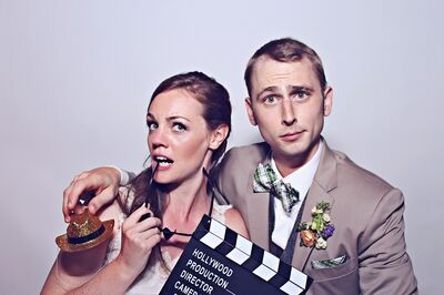 THE PROP STOP PHOTO BOOTH