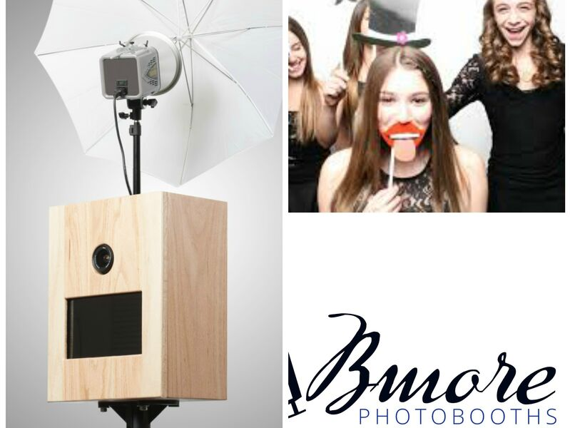 Bmore Photo Booth rentals - Photographer - Baltimore, MD