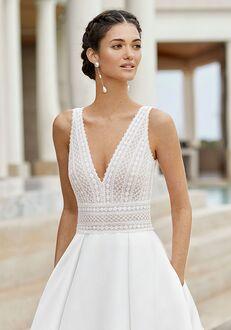 Rosa Clará Couture SENDO Ball Gown Wedding Dress