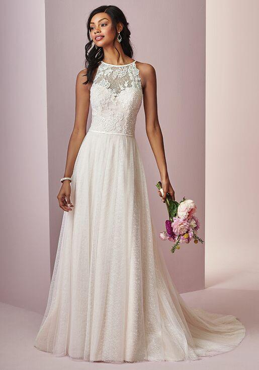 Rebecca Ingram Heidi A Line Wedding Dress