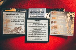 Star Wars-Themed Invitation Suite for Florida Wedding