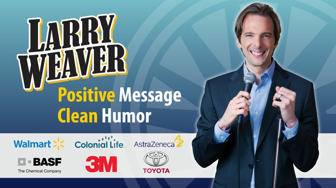 Larry Weaver - Funny and Motivational Speaker! - Motivational Speaker - Chicago, IL
