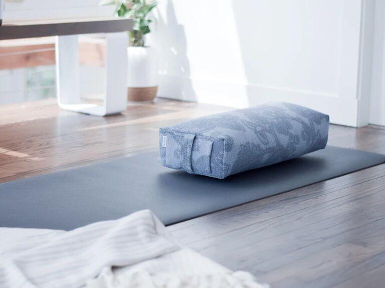 Long-distance dad gift yoga mat