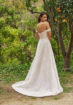 Simply Val Stefani POSEY A-Line Wedding Dress