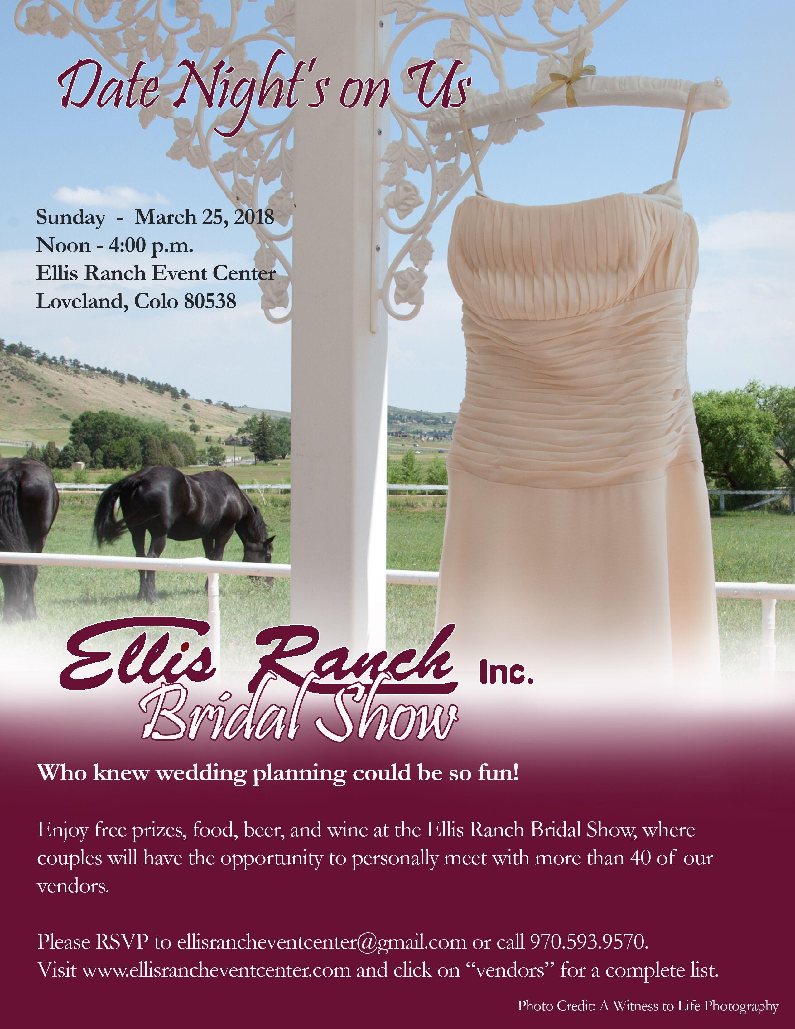 Ellis Ranch Event Center Wedding Park