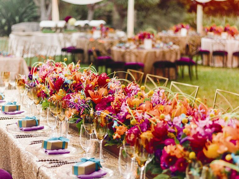 Answers to Your Wedding Color Questions