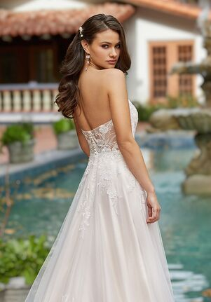 Simply Val Stefani FLORA A-Line Wedding Dress