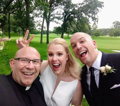 The Wedding Rev/ Rev. Dave Angle