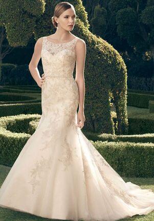 Casablanca Bridal 2171 Mermaid Wedding Dress