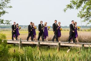 Waterfront Emerald Isle Ceremony