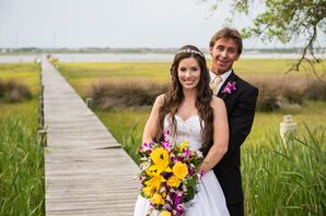 Erin and Logan's Spring North Carolina Wedding