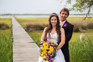 Erin and Logan's Spring North Carolina Wedding