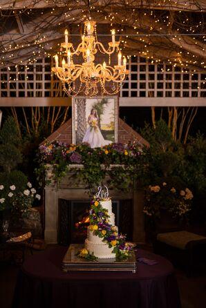 Erin and Logan's Romantic North Carolina Reception