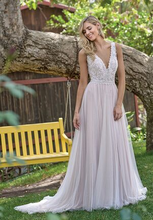 Jasmine Bridal F211011 Mermaid Wedding Dress