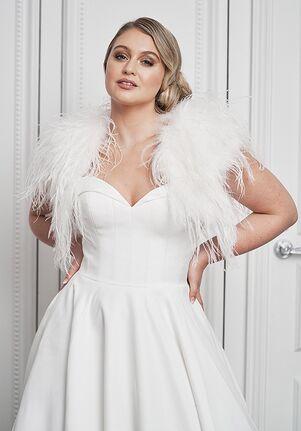 Justin Alexander Signature 9904A Ball Gown Wedding Dress