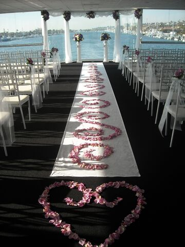 Electra Cruises Newport Beach CA - Wedding on a cruise ship costs