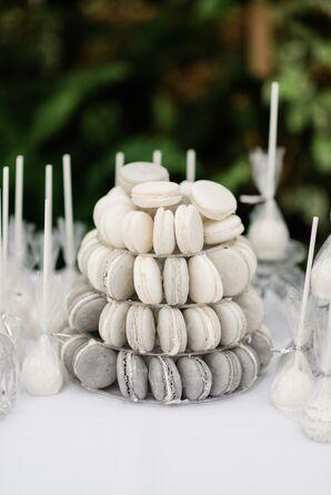 Macaron Dessert Display