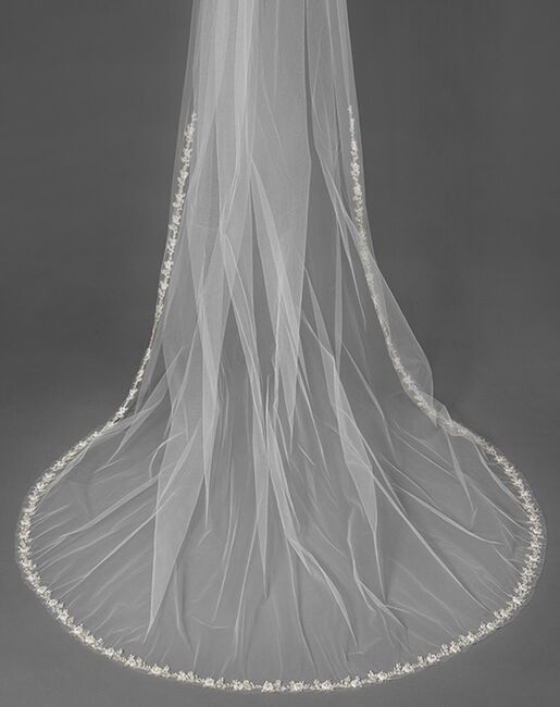 To Have & To Borrow Primrose White Veil