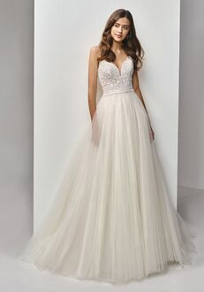 Beautiful BT19-16 A-Line Wedding Dress