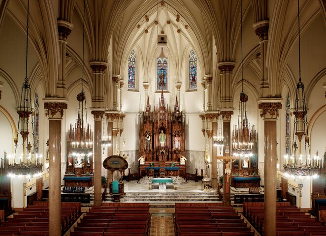 The Historic Church of St. Patrick   Ceremony Venues ...