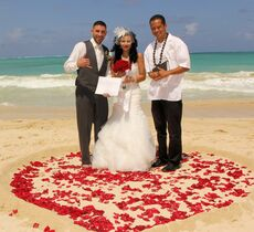 Hawaii Wedding Minister-$150