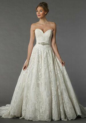 Danielle Caprese for Kleinfeld 113072 A-Line Wedding Dress