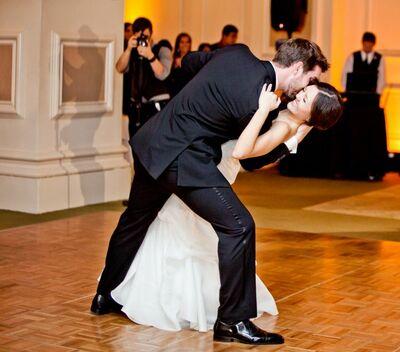 Elegant Dancing