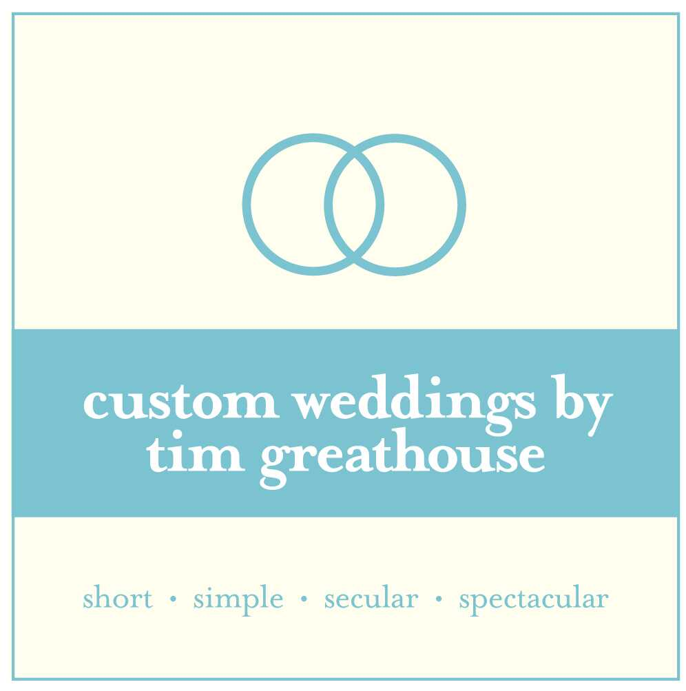 Tim Greathouse, Ohio Wedding Officiant thumbnail image