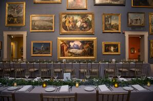 Reception in Exhibit at the Wadsworth Atheneum Museum of Art in Hartford, Connecticut