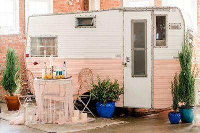 Trailer Gypsies Photo Booth