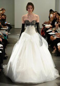 Vera Wang Spring 2014 Look 7 Ball Gown Wedding Dress