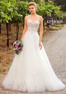 KITTYCHEN KAREN, H1931 Ball Gown Wedding Dress