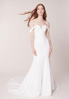 Alyne by Rita Vinieris Conway Sheath Wedding Dress