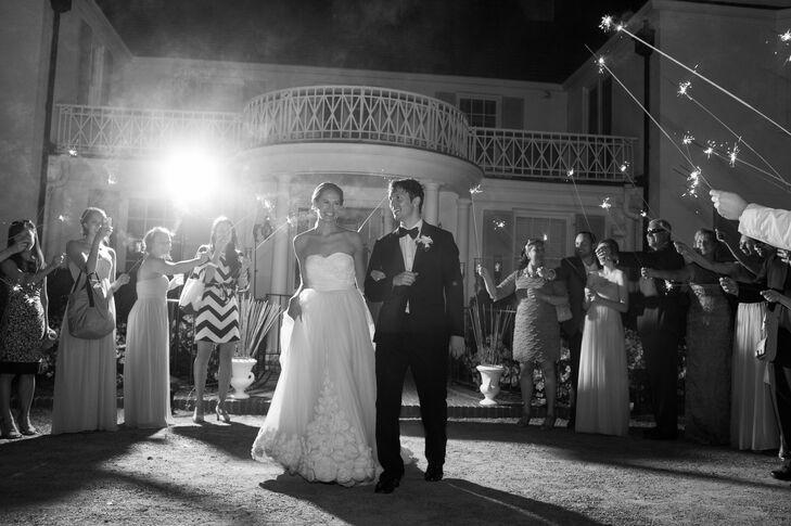 Sarah and Ben's North Carolina Estate Wedding