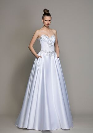 LOVE by Pnina Tornai for Kleinfeld 14772 Wedding Dress