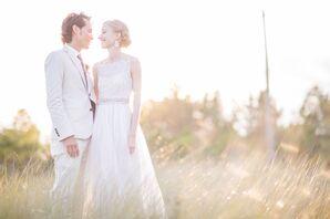 Quogue, Hamptons Beach Dune Wedding Location