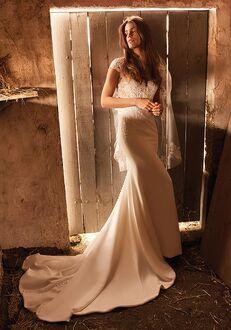 Lillian West 66121 A-Line Wedding Dress