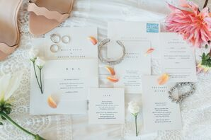 Minimal Modern Invitation Suite
