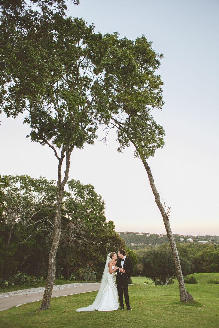 Texas Hill Country Wedding at Omni Barton Creek Resort