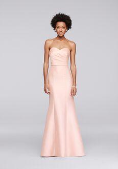 David's Bridal Collection David's Bridal Style F19279 Sweetheart Bridesmaid Dress
