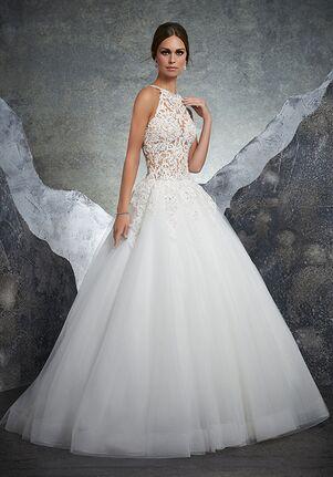Morilee by Madeline Gardner/Blu Kathleen/5608 Ball Gown Wedding Dress