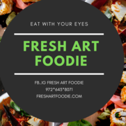 Dallas, TX Caterer | FRESH ART FOODIE