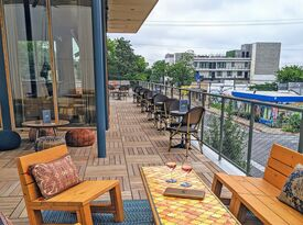 East Austin Hotel - The Upside - Rooftop Bar - Austin, TX