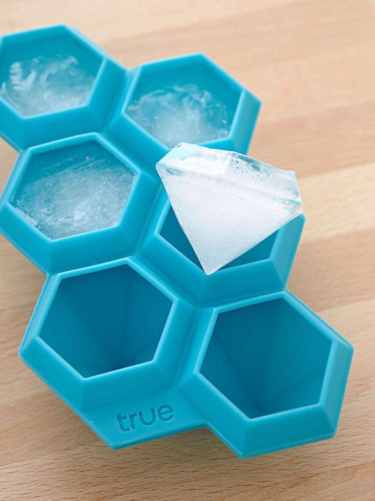 Diamond Ice Cube Tray registry idea
