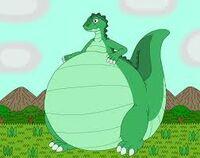 BumpasaurusRex