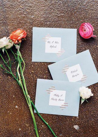 Industrial-Chic Wedding | Nancy Ray Photography | blog.theknot.com