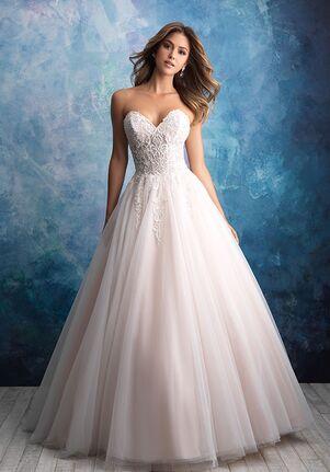 Allure Bridals 9565 Ball Gown Wedding Dress