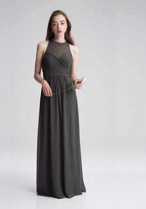 #LEVKOFF 7010 Illusion Bridesmaid Dress